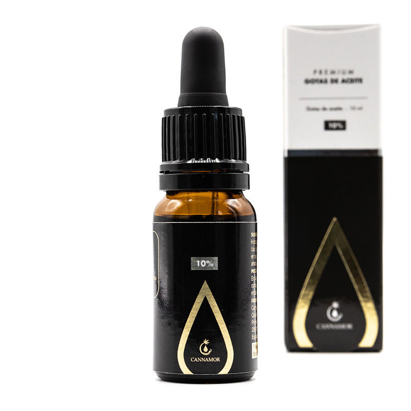 Image of the illigal product: Cannamor Premium CBD Oil 10%