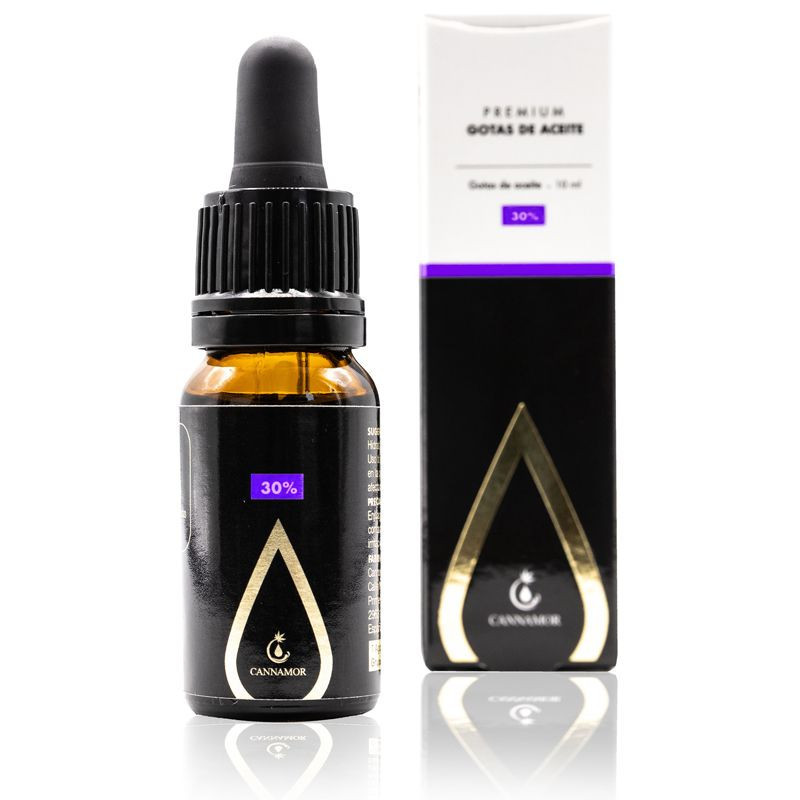 Image of the illigal product: Cannamor Premium CBD Oil 30%
