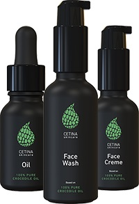 Image of the illigal product: Cetina Skincare Oil, Face Wash, Face Creme