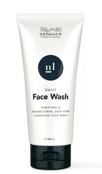 Billede af det ulovlige produkt: Dermaxir n1 Daily Face Wash
