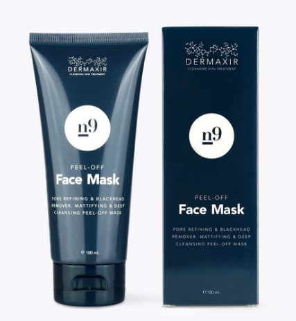 Image of the illigal product: Dermaxir n9 Peel-Off Face Mask