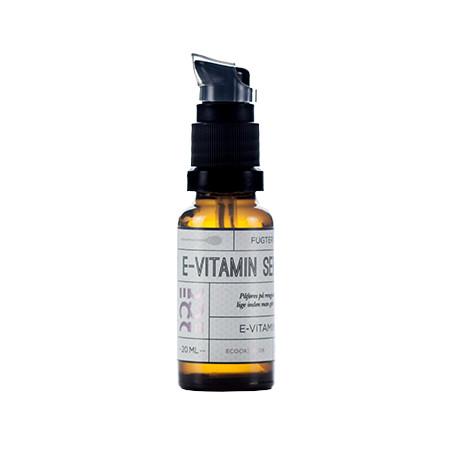 Billede af det ulovlige produkt: Ecooking E-Vitamin Serum