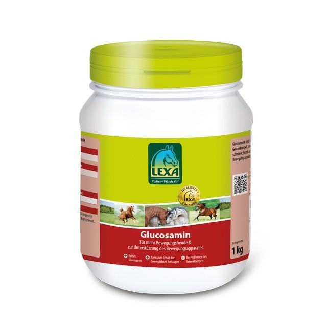 Billede af det ulovlige produkt: Lexa Glucosamin