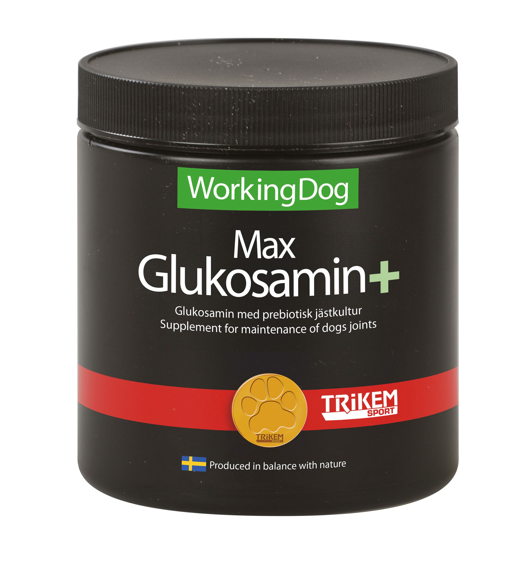 Image of the illigal product: Max Glukosamin+