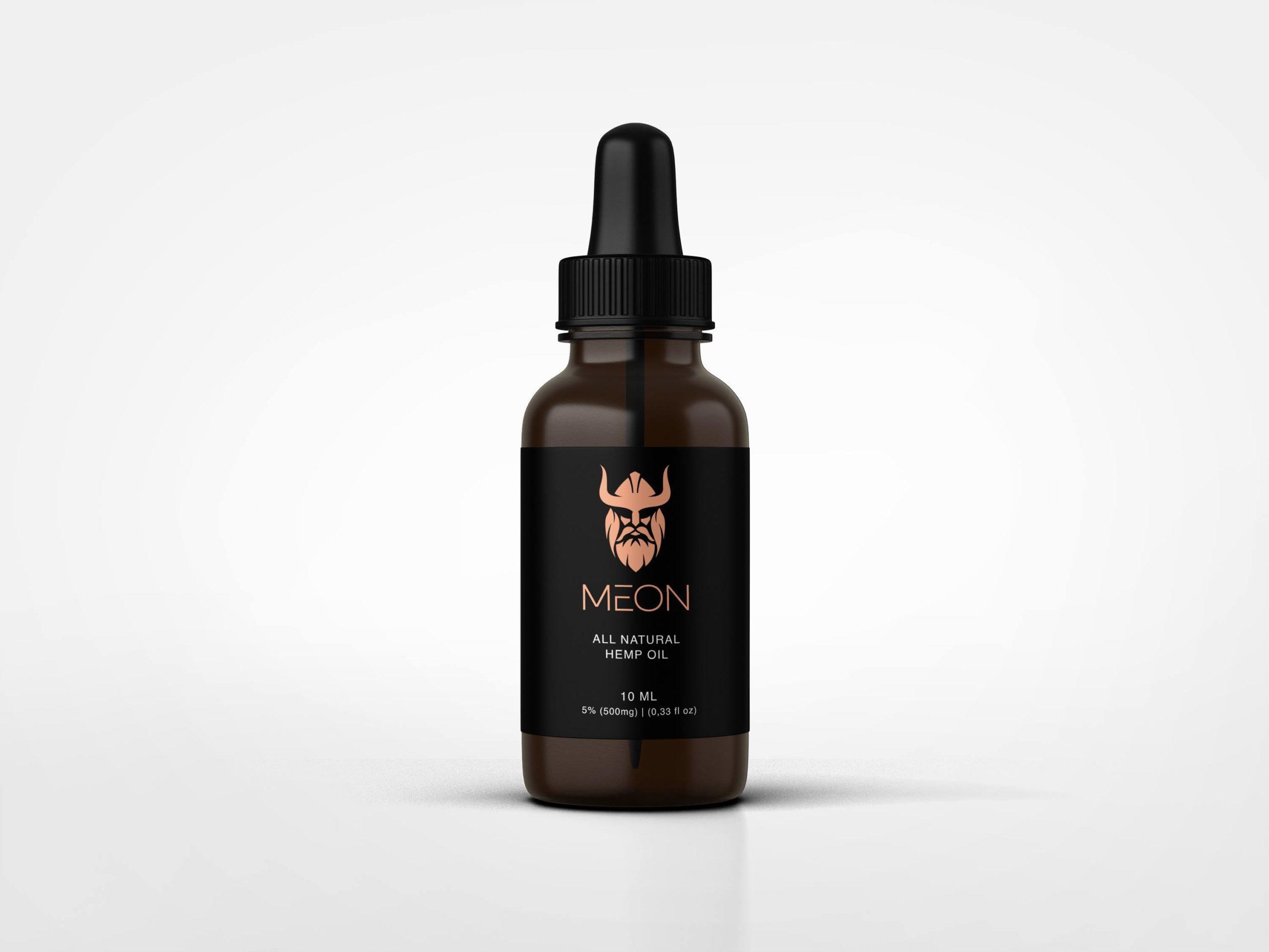 Billede af det ulovlige produkt: Meon Black