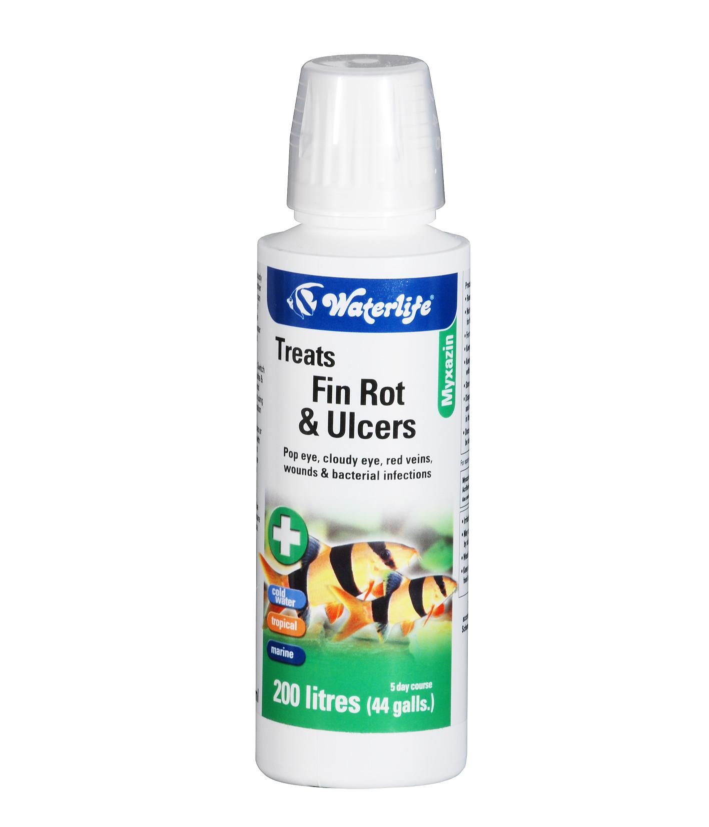 Billede af det ulovlige produkt: Waterlife Myxazin