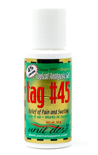 Image of the illigal product: Tag #45