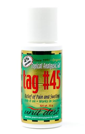 Billede af det ulovlige produkt: Tag #45