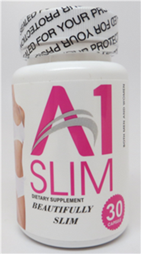 Image of the illigal product: A1 Slim capsules