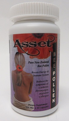 Image of the illigal product: Asset Bee Pollen