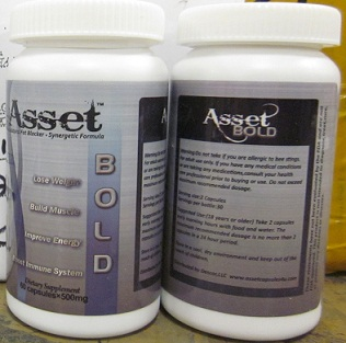 Image of the illigal product: Asset Bold
