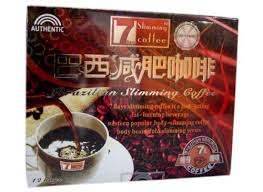 Image of the illigal product: Brazilian Slimming Coffee