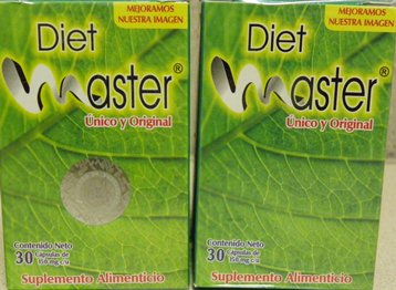 Image of the illigal product: Diet Master
