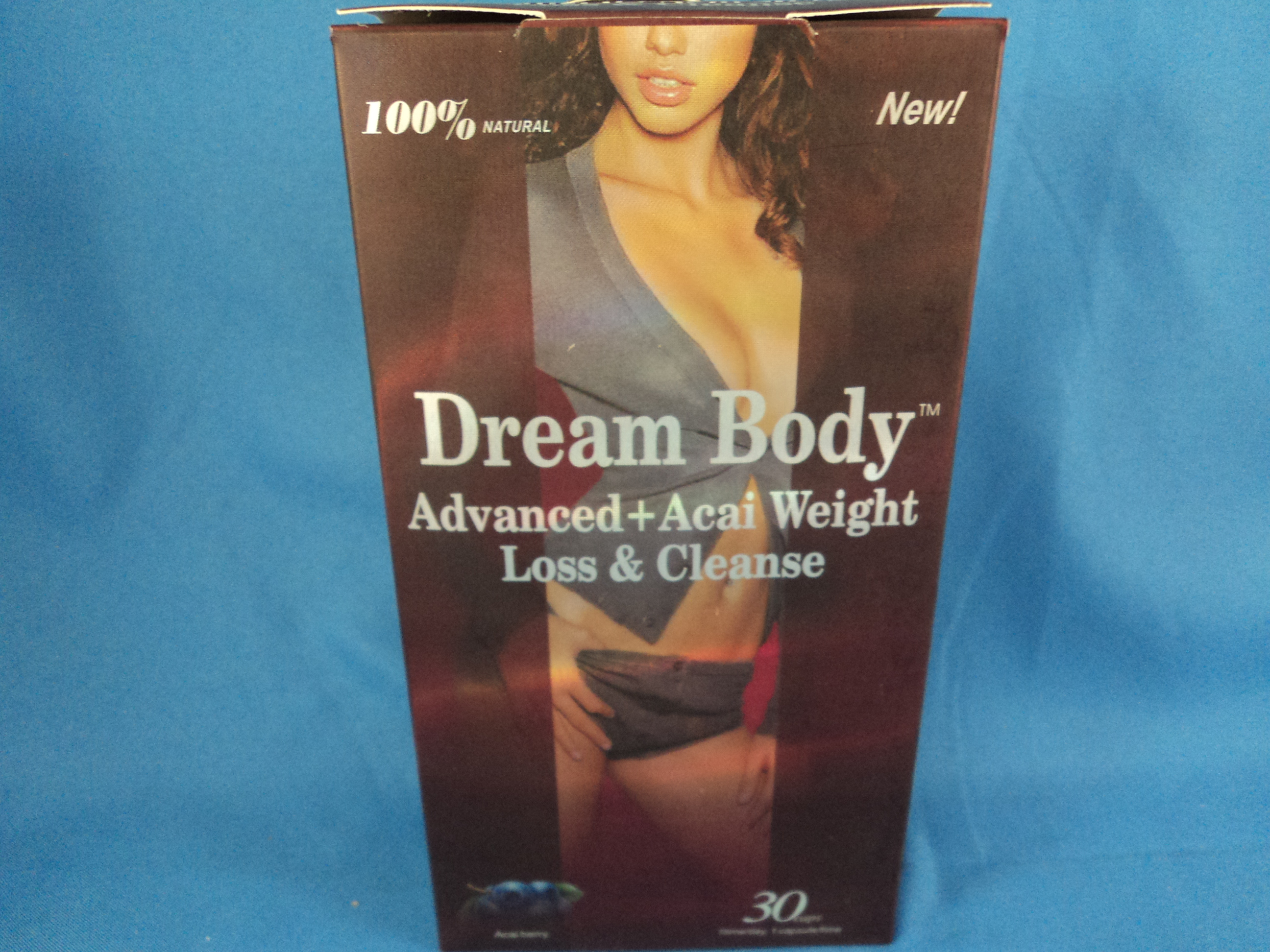 Image of the illigal product: Dream Body Advanced 400 mg