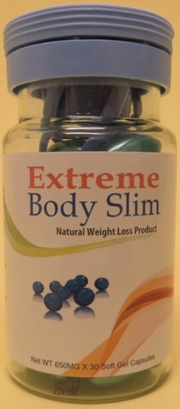 Image of the illigal product: Extreme Body Slim