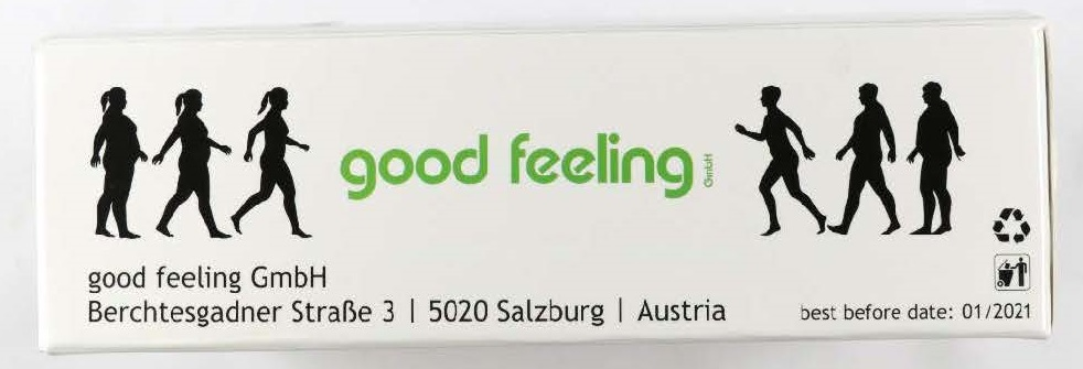 Image of the illigal product: Good Feeling