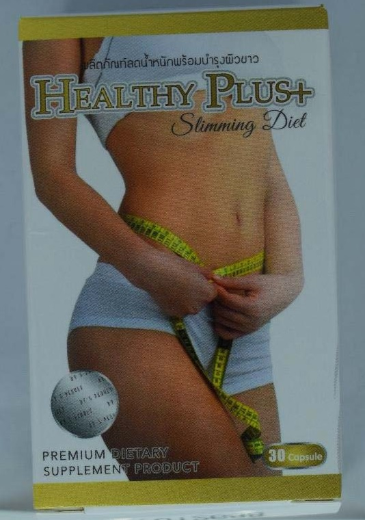 Image of the illigal product: Healthy Plus+ Slimming Diet