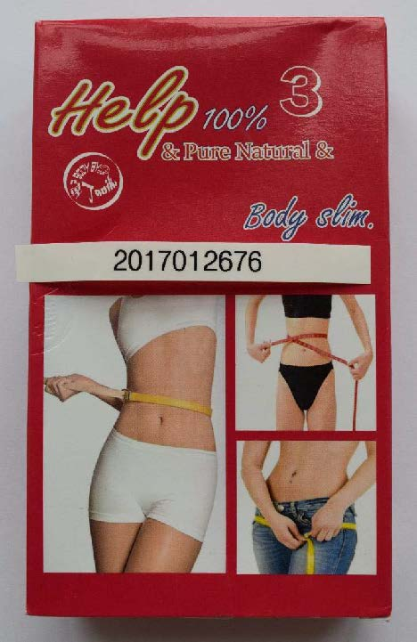 Image of the illigal product: Help & Pure Natural & Body Slim