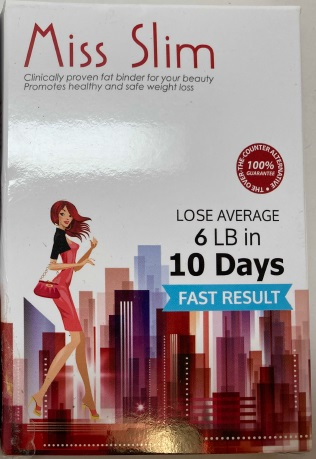 Image of the illigal product: Miss Slim