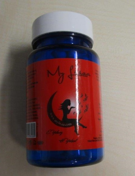 Image of the illigal product: My Lisaa Capsules