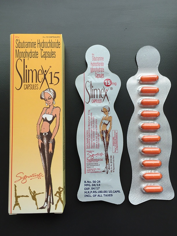 Image of the illigal product: Slimex