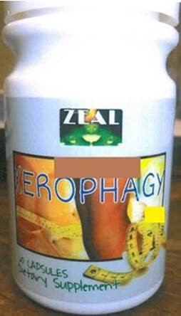 Image of the illigal product: Xerophagy